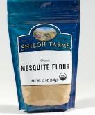 organic mesquite flour