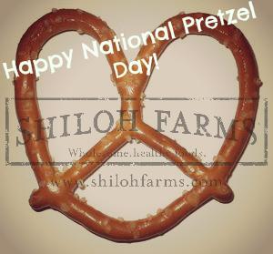 Happy National Pretzel Day