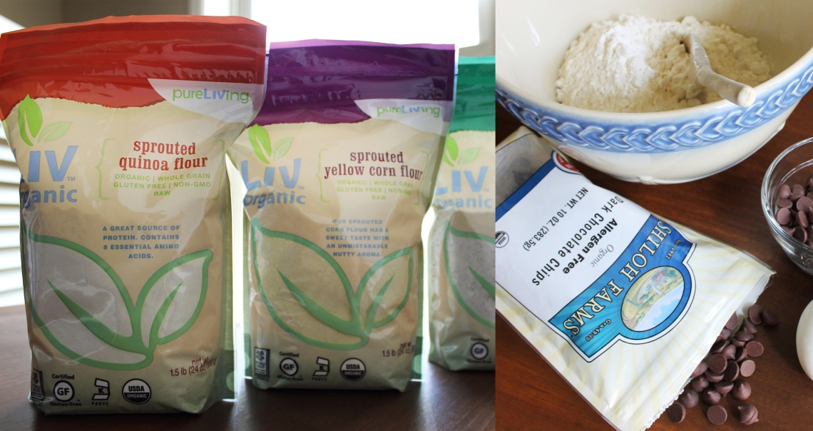 Gluten Free from Shiloh Farms & PureLiving