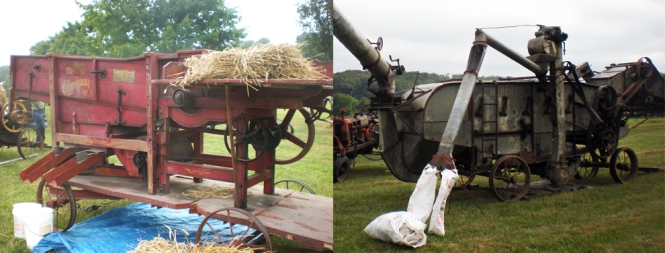 Antique Threshers