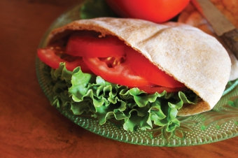 Shiloh Farms Whole Wheat Pitas - 36g 100% Whole Grain per serving