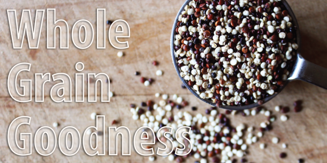 Discover the many heart-healthy benefits of Whole Grains!
